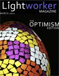 Lightworker Magazine - Tapping into your Inner Optimist by Kyle Newman