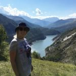 Client above Lac Chambon